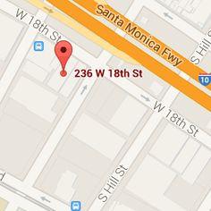 TIFFANY AUCTION HOUSE 236 W 18TH ST LOS ANGELES,  CA  90015-3539 (213) 746-1373