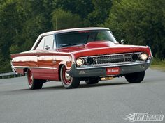 Mercury Car, different but cool
