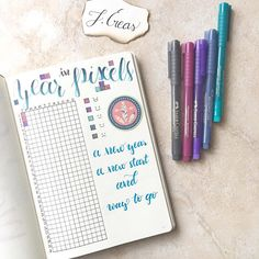 Bullet Journal Collection: March 2017