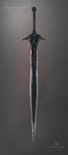 Dead Sword by ~nitro-killer on deviantART. Soul Reaver, the Sword that Pierces the Veil.