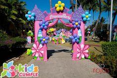 Disney Princess Cumpleaños Birthday Party