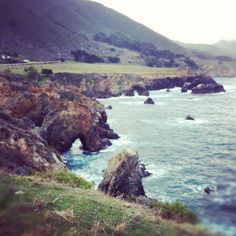 Big Sur - one of the best places I have ever been.