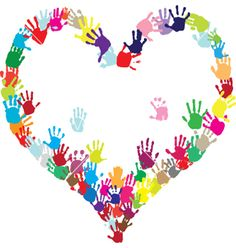 Heart of hands vector 80850 - by lylo on VectorStock®