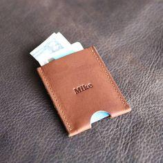 Fine Leather Card Holder