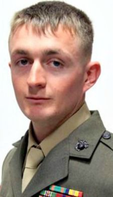 Marine Cpl. David M. Sonka., 23, of Parker, Colorado. Died May 4, 2013, serving during Operation Enduring Freedom. Assigned to 2nd Marine Special Operations Battalion, Camp Lejeune, North Carolinao. Died in Farah Province, Afghanistan, from injuries sustained by small arms fire when an Afghan soldier turned his weapon against him while on patrol.