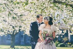 A stunning vintage wedding with an abundance of sentimental details. Hotel Wedding, Our Wedding Day, Unique Weddings, Real Weddings, Woodland Flowers, Summer Romance, Silver Lining, Wedding Couples, Great Photos