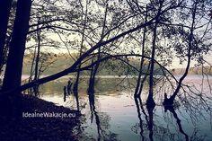 Jezioro Głębokie w Szczecinie