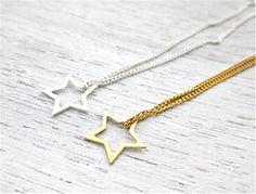 ShlomitOfir - Tiny Star Necklace