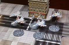 Jay's Wargaming Madness: Robotech RPG Tactics Overview