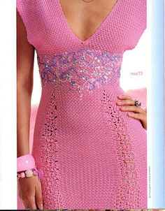 Crocheted work and patterns.  Must subscribe to download, FileIce