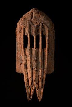 Dogon mask, Mali, 19th-20th century (wood)