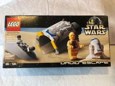 Lego 9490 Star Wars Droid Escape MISB OVP TOP LEGO Bau- & Konstruktionsspielzeug