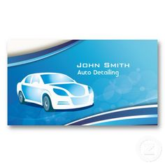 Auto detailing business cards pinterest business cards and business reheart Gallery