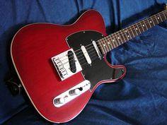 Fender Tele Plus
