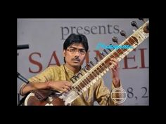 Raga Shree Drut (New Creation) Indian Classical Music By    Sourav Gangu...