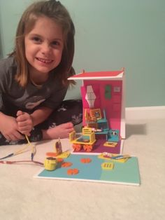 This 6 year old is a future architect! 6 Year Old, Make It Yourself, Future, Toys, Happy, How To Make, Activity Toys, Future Tense, Games