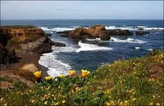 The place I consider my home away from home, Mendocino. My grandparents lived here for many years.