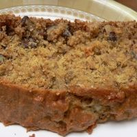 Sugar-free Whole Wheat Banana Nut Bread Recipe