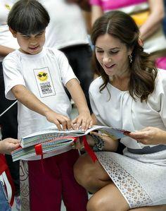 Princess Mary in Brazil