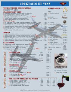 LA CARTE :: Le-hangar-51