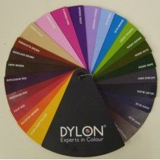 Colour Mixing Dylon Dyes Fabric Paint Pinterest