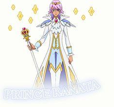 カナタ王子 | キャラクター | Go!プリンセスプリキュア-東映アニメーション