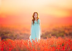 How To Shoot Dreamy Backlit #Portraits With Natural Light--Photograph Angel by Lisa Holloway on 500px #photography #tutorial