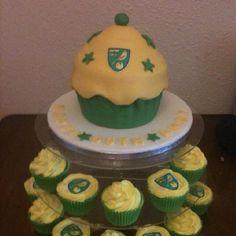 Norwich City FC x