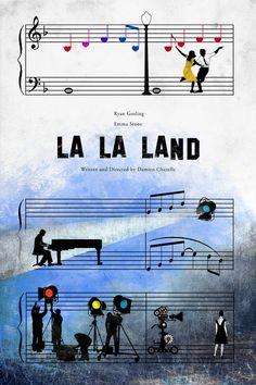 La La Land by edgarascensao.deviantart.com on @DeviantArt