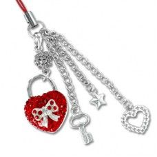 CHARMS DESIGN:  1676 RED