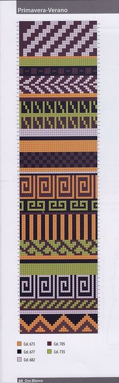 """Jacquard patterns. Intarsia"". Discussion on LiveInternet - Russian Service Online Diaries"