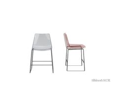 ShinoKCR's Kids Monaco - Deskchair with Glass Seat