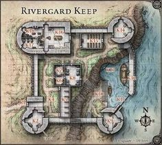 shipping dock dnd - Google Search