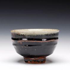 Schaller Gallery : Artist : Phil Rogers : Chawan - Tea Bowl
