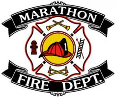 Marathon City Fire Department Logo