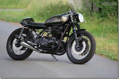 Kawasaki KZ750B Cafe Racer - H. B. Customs - Goodhal Garage
