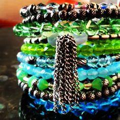 Spring/Summer collection bangles