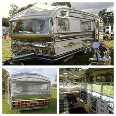 W.O.W...1950's Vintage Vickers Westmoreland Star Caravan