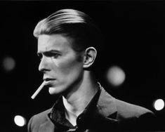 I really like the way David Bowie has written so many great songs in so many different styles.