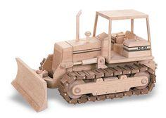 PATTERNS & KITS :: Construction :: 63 - The Dozer -