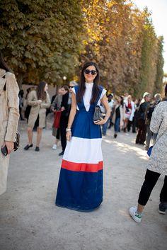 Paris Fashion Week Street Style Photos Spring 2016   WWD
