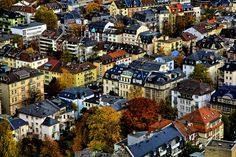 Colors of Frankfurt, Germany    (by Ken Yuel)