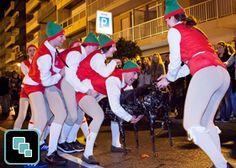 Carnaval dos espontâneos na Póvoa de Varzim