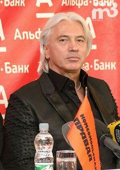 Дмитрий Александрович Хворостовский, пресс- конференция 2013 год