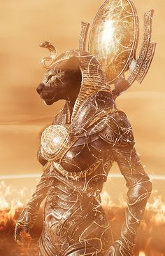 Egyptian Gods and Mythology Egyptian Mythology, Egyptian Goddess, Goddess Art, Egyptian Art, Egyptian Symbols, Bast Goddess, Egyptian Anubis, Goddess Warrior, Goddess Tattoo
