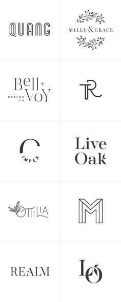 Rowan Made | 2017 Logos