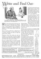 Metropolitan Life Ins. Co. New York 1926 Ad Picture