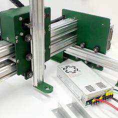 Gryphon CNC. Very affordable CNC Router Kits!
