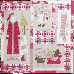 Christmas Blessings Quilt
