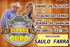 Portal Esporte São José do Sabugi: No Sábado de Aleluia tem Espora de Ouro no Riacho ...